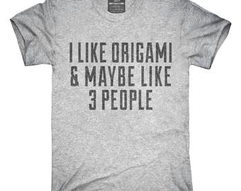 Funny Origami T-Shirt, Hoodie, Tank Top, Gifts