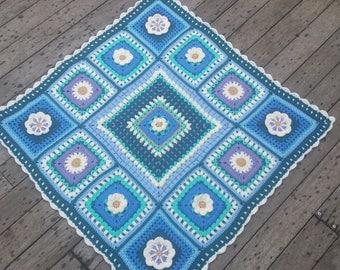 Eves Secret Garden | PDF Crochet Pattern