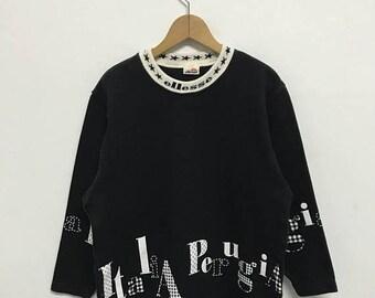 20% OFF Vintage Ellesse Ladies Pullover/Casual Shirt/Ellesse Sweater/Ellesse Tennis Shirt/Ellesse Sportwear