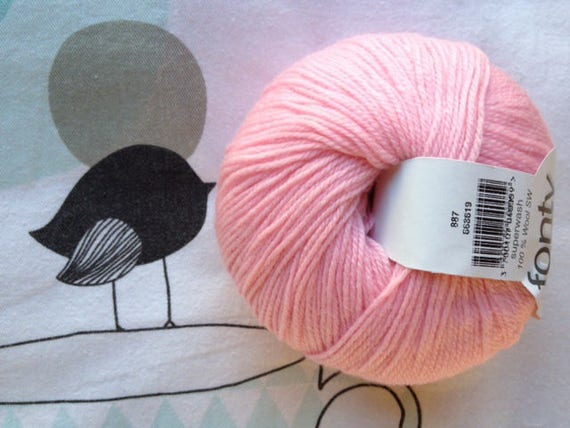 MERINO Rose Tendre - Fonty BB