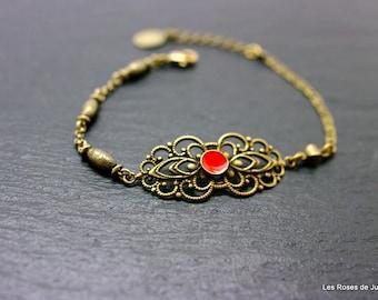 Bracelet art deco Susie