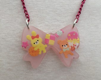 Kawaii Animals Pendant