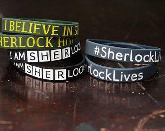 Detective Fandom Bracelets, pick one!