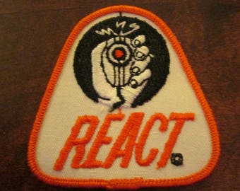Vintage 70's patch