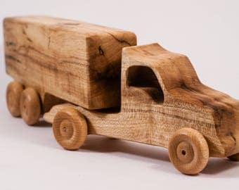 wood toy car etsy. Black Bedroom Furniture Sets. Home Design Ideas