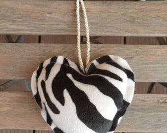 Small animal Collection printed heart