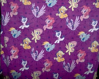 My Little Pony Fleece Blanket