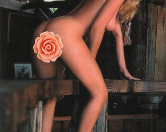 MATURE - Playboy Trading Card January Edt. 1992 - Playmate - Susan Lynn Kiger - Card #71