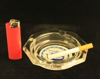Vintage The Lost Sea, Sweetwater, Tennessee Cigarette Ashtray World's Largest Underground Lake
