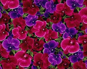 Wild Orchid / custom fabric
