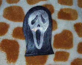 Ghostface (Scream) Mask Badge