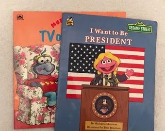 Muppets Storybooks