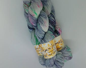 Half the World Away - Hand dyed Yarn