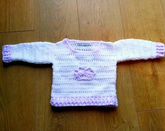 Princess Crochet Jumper