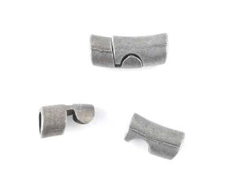 Magnetic silver 22x9mm (25)