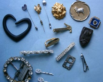 Misc. Costume Jewelry Items and other pieces