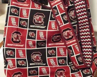 University of South Carolina Reversible Crossbody Bag