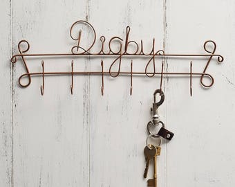 Dog Leash Holder - Key Hanger - Key Holders for wall - Key Hooks - Pet hooks - Key Rack - Key rack holder - Key rack organiser