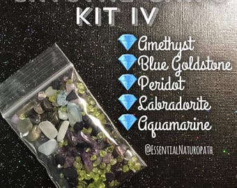 Crystal Kit IV
