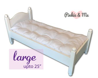 Custom Doll Bed Mattress / Large Size Doll Bed