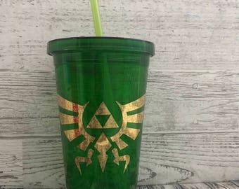 Zelda reusable cup, zelda