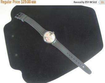 ON SALE Swatch Coca Cola Ladies Watch  Works and Keeps Time