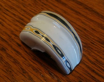 Fordite display piece