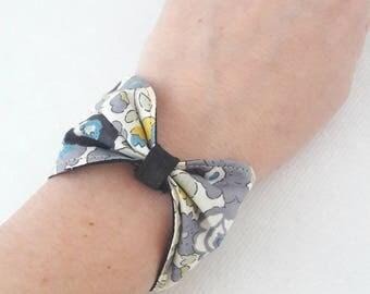 Liberty Betsy Verbena knot Cuff Bracelet