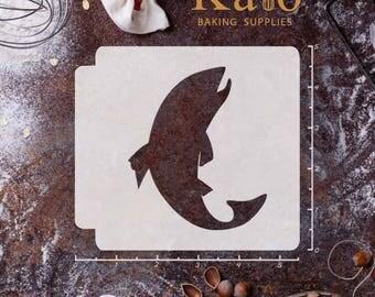 Fish 783-278 Stencil