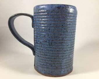 Textured Ceramic Mug