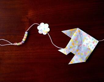 Custom fish Origami Garland