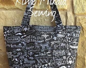 Everything Paris Handbag/Shoulder Bag