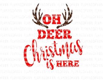 christmas shirt svg, christmas svg file, adult christmas svg, christmas kids svg, christmas deer svg, deer svg cut files, svg christmas