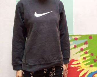 woman vintage nike Sweatshirt