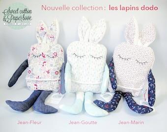 NEW! Bunny bedtime 3 convertible models (baby/toddler blanket)