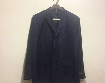 vintage 90s louis vuitton men suit shirt size 54