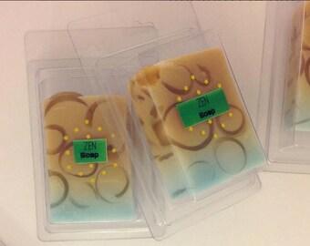 Zen Scented Handmade Artisan Bar Soap