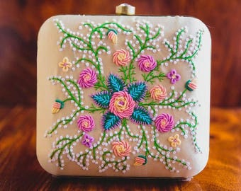 French Knot -DREAM CATCHER