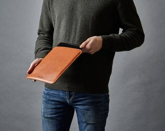 Kindle, Kindle Paperwhite Cover and Kindle Voyage Case Leather and Felt Lining Case