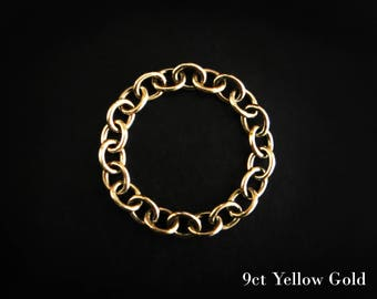 Unique mens ring, norse ring, rose gold ring, minimalist ring, midi ring, celtic ring, viking jewelry, chainmail, pinky ring, odin ring,