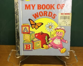 My Book of Words Book