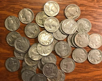 Buffalo Nickel! Please See Our Dropdown Menu to Dates and Mintmarks Available.
