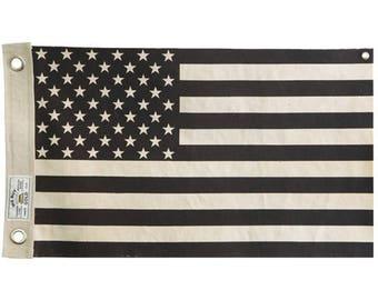 Black American Flag, US Flag, United States, Black Flag, American Flags, Handmade American Flag, Handmade Flag
