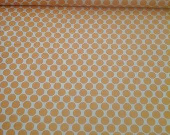 Amy Butler Lotus Fabric Orange 1 Yard Cotton