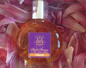 Alhambra Botanical Natural Perfume 30ml. All the mystery of starry nights on the Iberian peninsula.