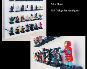 Display minifigures Lego