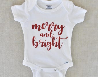 Baby Girl Clothes ,I Believe In Nana Claus, Christmas Onesies, Santa Onesies, Christmas Gift, Nana Onesies, Holiday  Onesies, Christmas