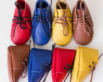 Sale!!! 6 -9 months moccasins - pick your favorite color
