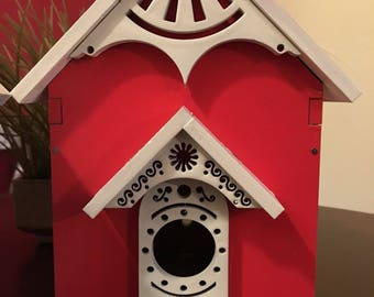 Bold and Beautiful birdhouses! Made to order