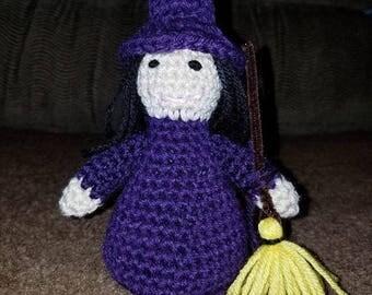 Crochet Witch